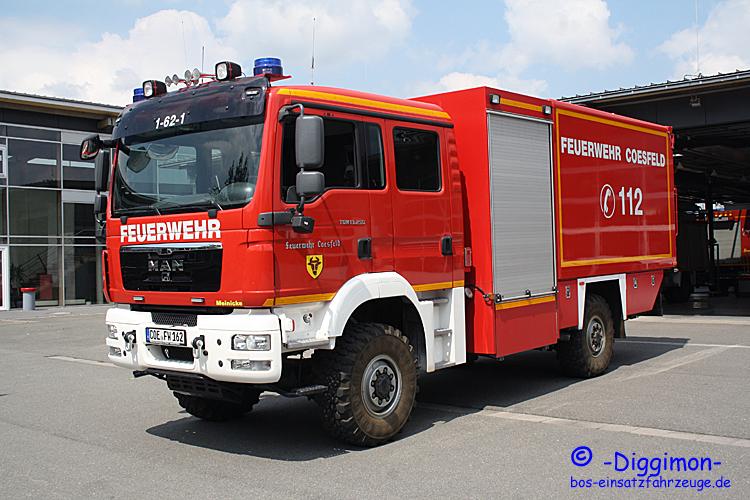 GW- Logistik/SW Coesfeld